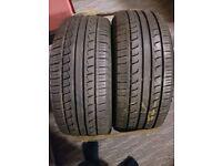Pirelli Tyres x2
