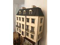 Large Dolls House - Professional Bespoke hand made