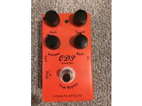Xotic BB Preamp clone, boost your Marshall or fender or stack with boss or ibanez pedals