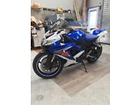 GSX2 Motorcycle 600cc 2009 Mint Condition