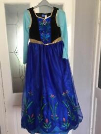 Disney Frozen dressing up costume