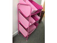 Next Pink storage