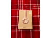 Beats Solo 2 Wireless Special Edition (Gold) - Excellent Condition, in Original Box