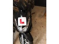 Peugeot kisbee moped