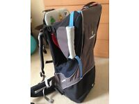 Littlelife back carrier, good condition