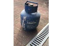 Calor gas bottle empty