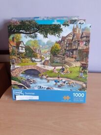 Jigsaw from The Works