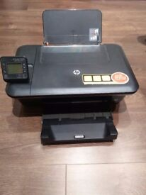 HP Deskjet 3055A all in one wireless printer