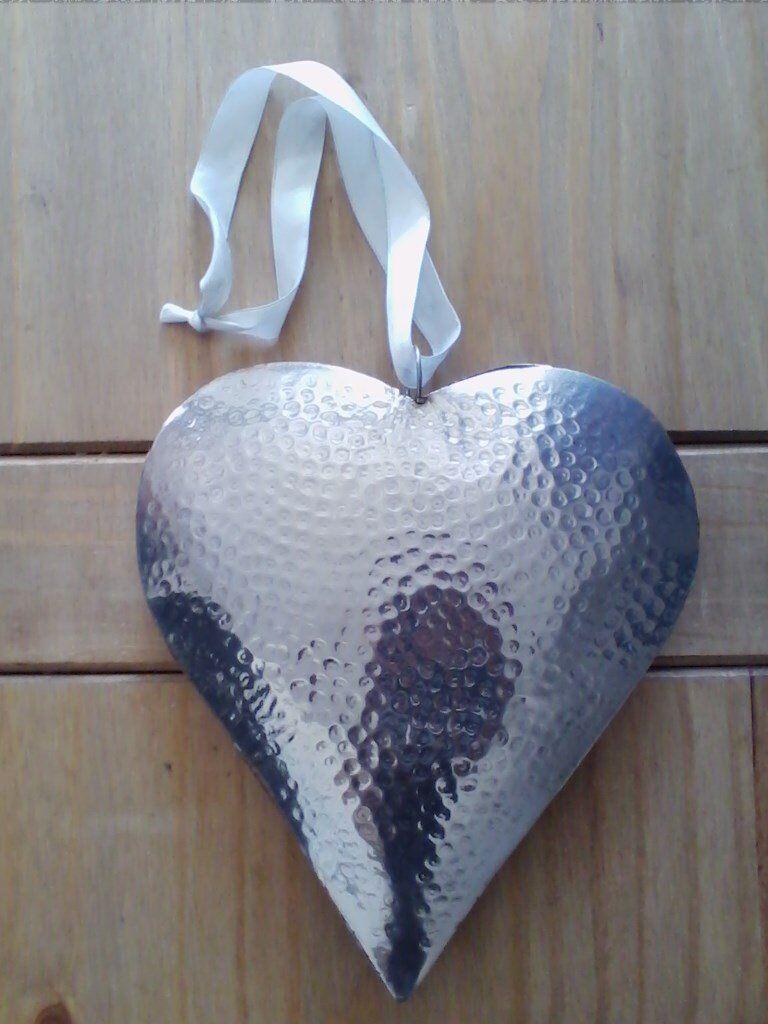 Metal Heart Decoration