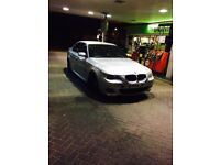 Bmw 535d M sport automatic 330 bhp full black leather