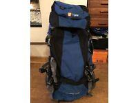 rucksack, Hi Gear Phantom 60+70