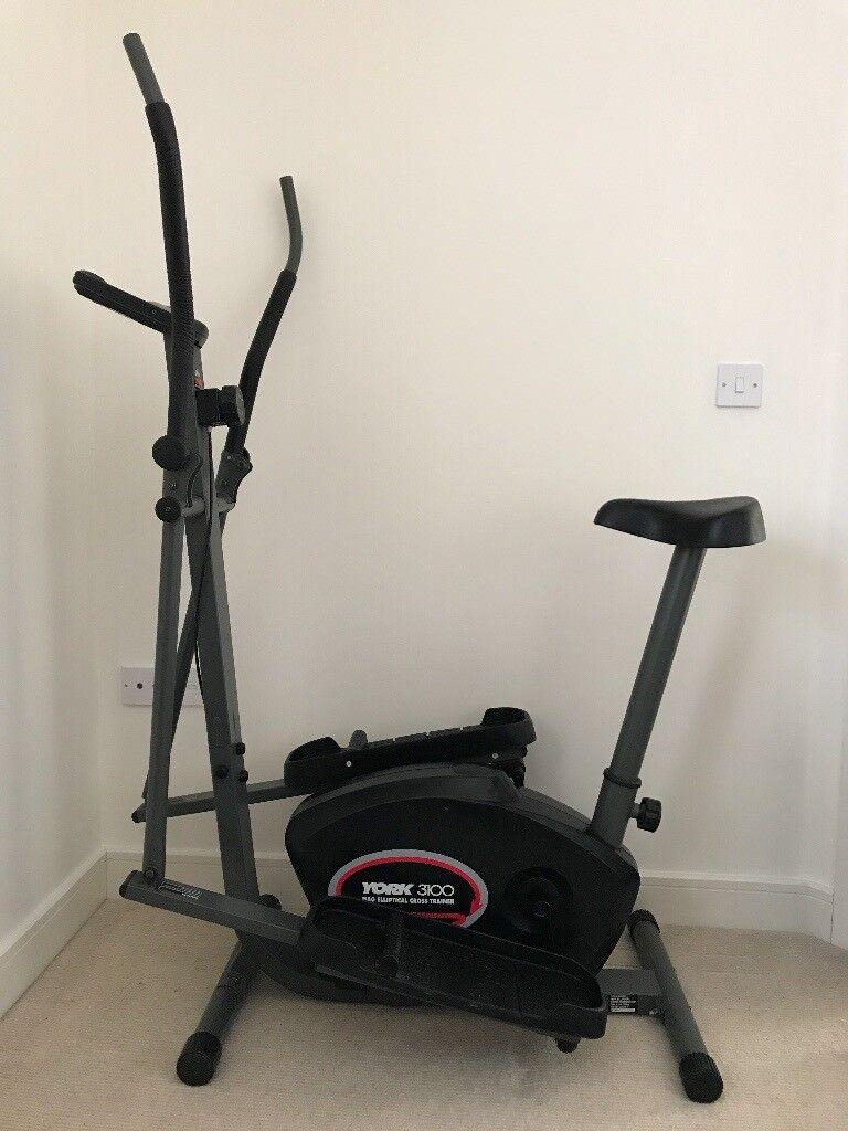 york 3100 cross trainer. york 3100 elliptical cross trainer r