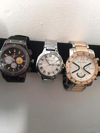 Watches hublot Cartier