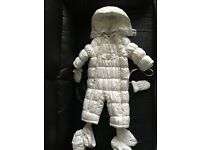CHICCO thermo snow suit