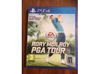 Rory McIlroy PGA Tour Golf PlayStation PS4