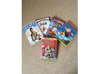 KIDS HOLIDAY DVD PACK