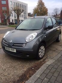 Nissan Micra, full service history