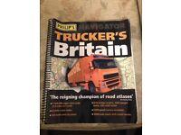 Philips Navigator Truckers Britain Spiral + other maps