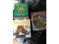 Phonics reading collections inc Biff & Chip