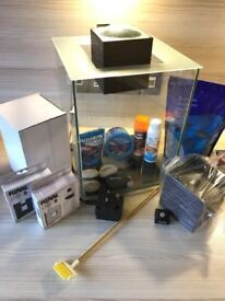 Fish tank 19 litre Fluval Chi 2 Aquarium with accessories