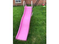 Pink slide. Good condition