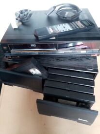 VHS player with xxx