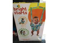 Bright Stars door bouncer (opened and built but not used)RRP £25
