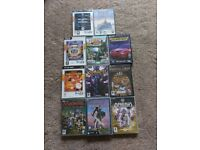 Bundle of PC games. good condition with booklets
