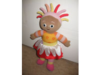 IN THE NIGHT GARDEN - TALKING UPSY DAISY SOFT TOY - BEAUTIFUL £15 from Amazon!