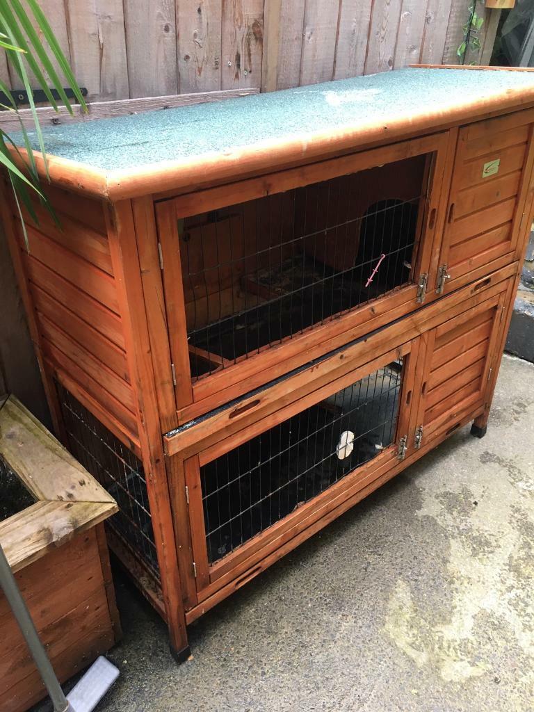 Garden rabbit hutch   in Gateshead, Tyne and Wear   Gumtree
