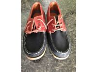 mens casual boat shoes