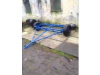 For sale or swap car dolly transporter £200
