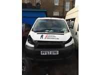 Citroen dispatch 2007 spares or repair £300 ono