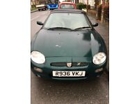 MGF 1.8 1997 (R reg) Petrol Manual