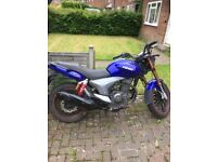 Keeway rkv 125 for sale