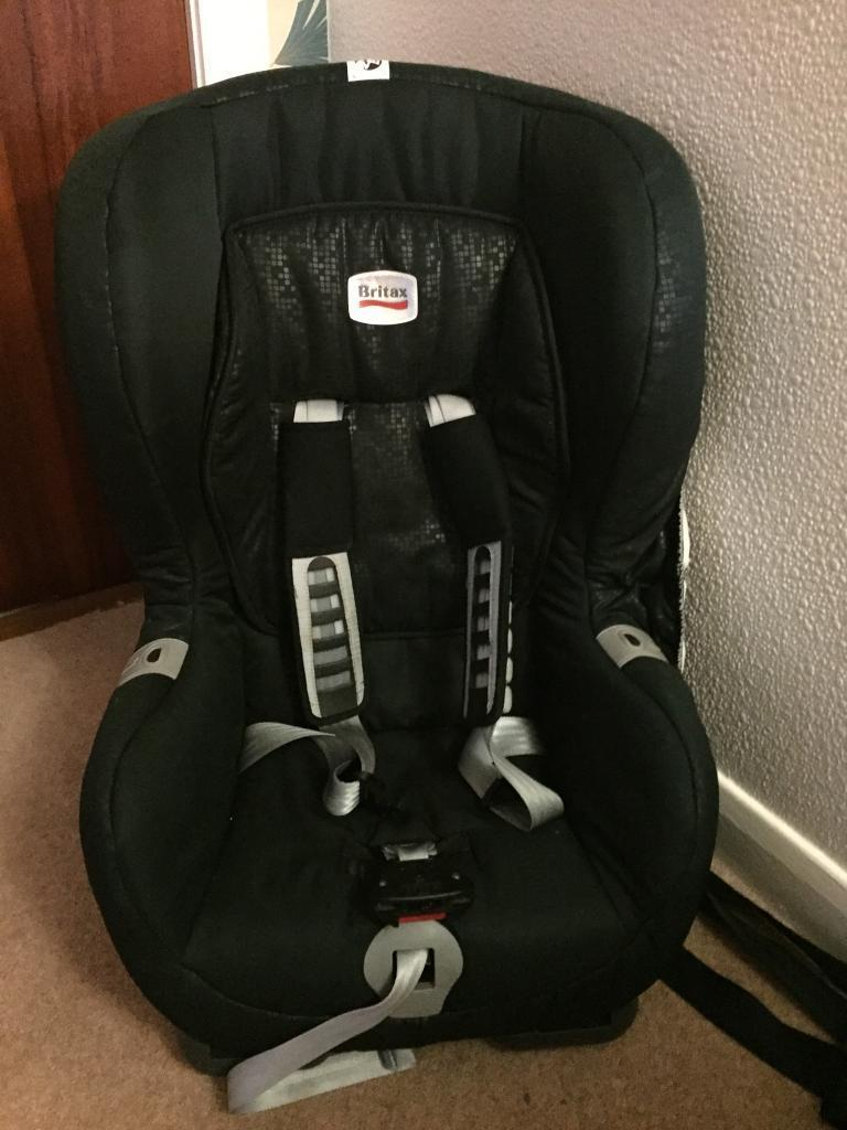 britax duo romer plus isofix car seat group 1 9 18kg in cramond edinburgh gumtree. Black Bedroom Furniture Sets. Home Design Ideas