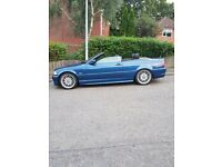 BMW CONVERTABLE 2001 11 months MOT, very good codition, Please call kevin on 07775956004
