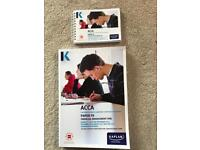 ACCA Financial Management (F9) Exam Kit and Pocket Notes