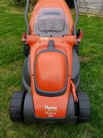 flymo 340 lawnmower