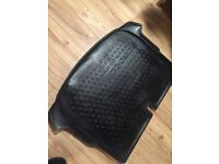 Vw scirocco genuine part boot liner