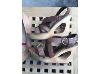 Women's pumps and wedges