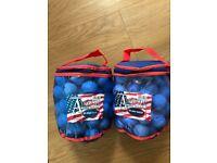 Golf balls bags