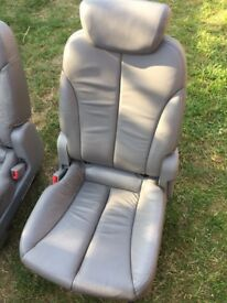 Kia Sedona leather car seats