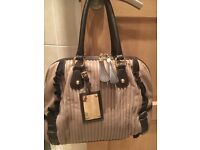 Brown D&G handbag
