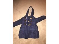 John Lewis winter coat