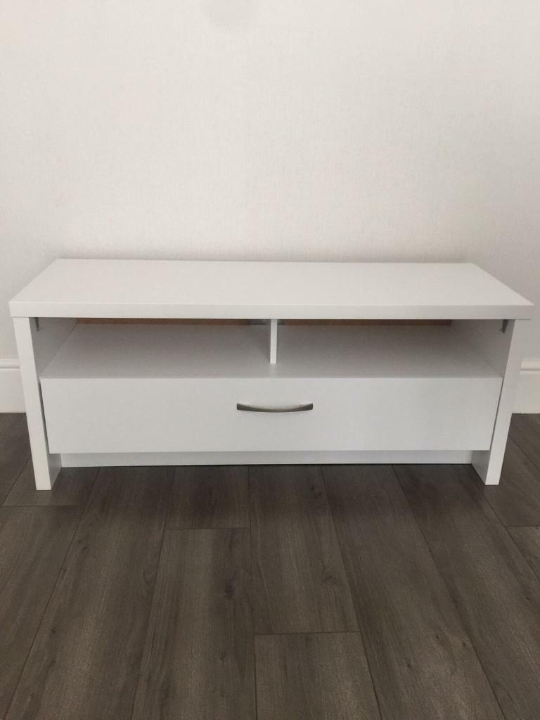Collection Venice tv unit white