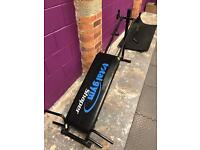 TOTAL GYM SHAPER*EXERCISE BENCH*HOME OR GYM