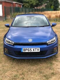 Volkswagen Scirocco Bluemotion TSI 1.4