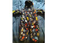 Baby Pram Suit/ Snow Suit M&S 12-18 months