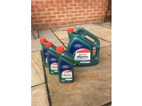 Castrol magnatec 5w-30 fully synthetic oil
